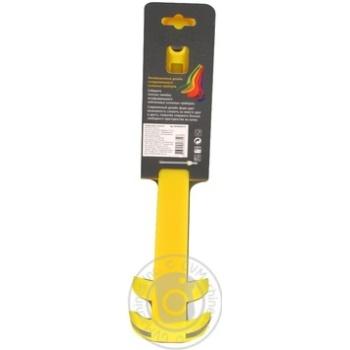 Ложка для спагетті Sacher жовта - купити, ціни на Фуршет - фото 2