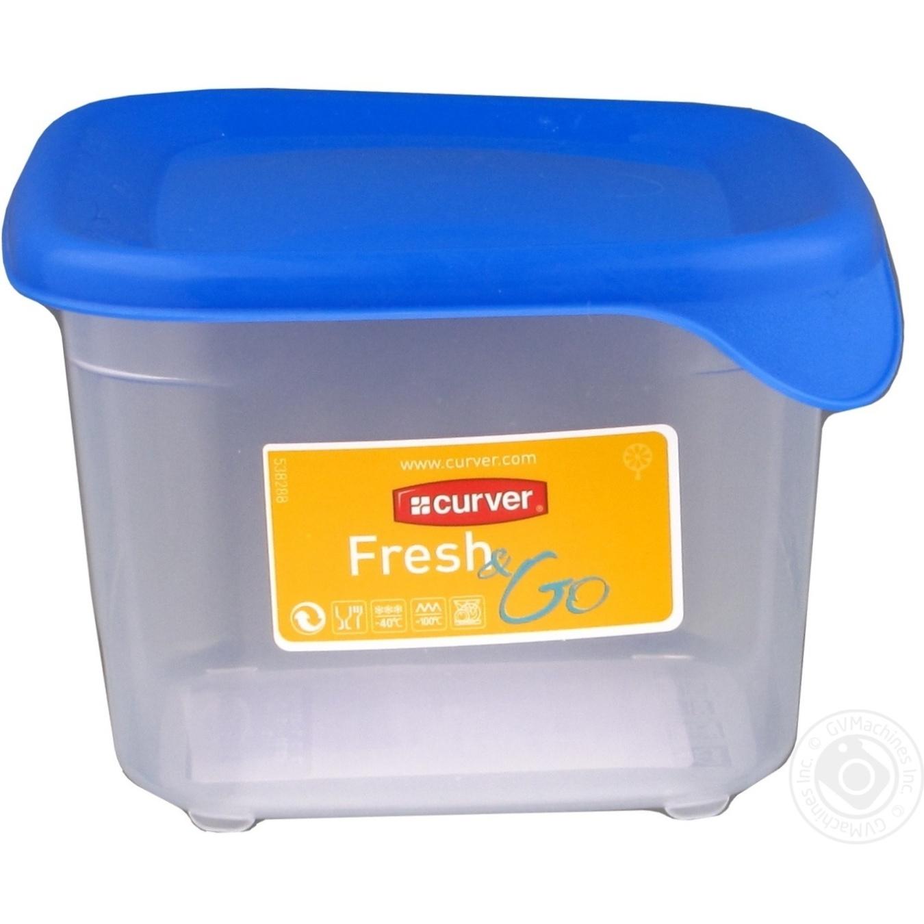 Food storage box Curver Private import for freezer 450ml Poland  sc 1 st  Zakaz.ua & Food storage box Curver Private import for freezer 450ml Poland ...