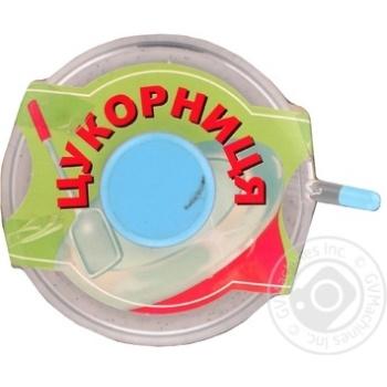 Сахарница Полипласт - купить, цены на Фуршет - фото 1