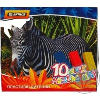 Plasticine Economix 1200g - buy, prices for Novus - image 6