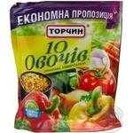 Приправа 10 Овочів Торчин 280г