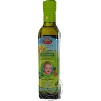 Oil Eleon olive extra virgin 250ml glass bottle