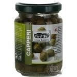 Vegetables capers Casa rinaldi vegetable pickled 100g glass jar