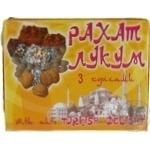 Рахат-лукум з волоським горіхом Східні солодощі 250г
