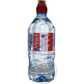 Вода Vittel минеральная негазированная 750мл - купить, цены на Novus - фото 3