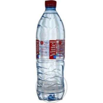 Вода Vittel минеральная негазированная 1л - купить, цены на Novus - фото 8