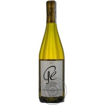 Вино Ge Mtsvane біле сухе 13.5% 0,75л