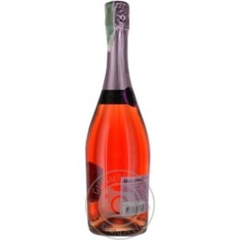 Вино игристое Bolgrad розовое полусладкое 0,75л - купить, цены на ЕКО Маркет - фото 4