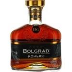 Коньяк Bolgrad 4* 40% 0,5л