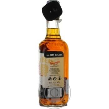 Whiskey Jim Beam Red Stag Black Cherry 40% 0,7l - buy, prices for Novus - image 3