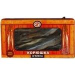 Корюшка Черкасриба в'ялена 100г Україна