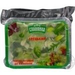 Greens lettuce Slavjanka Grezkiy fresh for salad 180g
