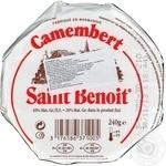 Сыр Сент Бенуа Камамбер 45% 240г Франция