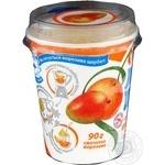 Морозиво Ліліпуті манго Три Ведмеді п/с з ложечкою 90г