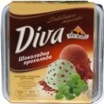 Морозиво Diva Шоколадна прохолода Три Ведмеді пл.л.500г