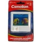 Світильник-нічник Camelion Рибка Xyd-403