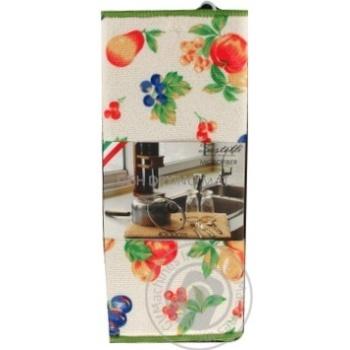 Килимок Zastelli мікрофібровий для сушки посуду 40*30см  х6 - купити, ціни на МегаМаркет - фото 5