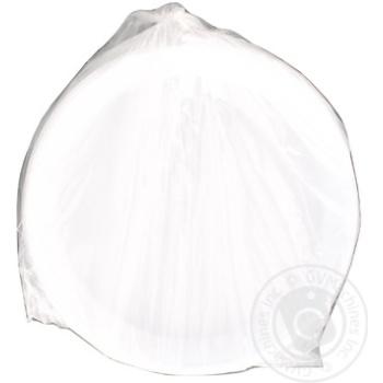 Тарелка белая 165мм 50шт
