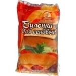 Bun Universal for sandwich 375g Ukraine