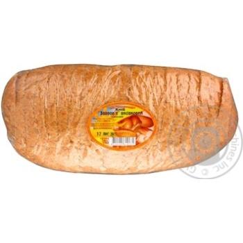 Хлеб Ольховой Здоровье отрубной нарезка 300г Украина