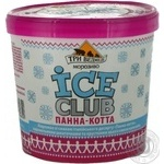 Ice-cream Tree bears Ice club 250g bucket Ukraine