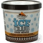 Ice-cream Tree bears Ice club with coffee 250g bucket Ukraine