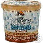 Ice-cream Tree bears Ice club 250g Ukraine