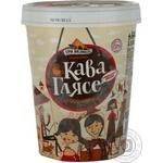 Морозиво Три Ведмеді кава глясе 500г Україна