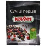 Spices Kotanyi Pepper mix 20g packaged