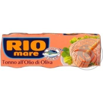 Тунець Rio Mare в оливковій олії 80г