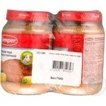 Puree Semper potato for children from 9 months 190g