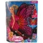 Лялька Маріпоса Барбі та принцеса фей Barbi Dolls Y6372