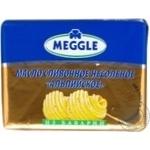 асло Меггле Альпийское сладкосливочное несоленое 82% 200г Германия