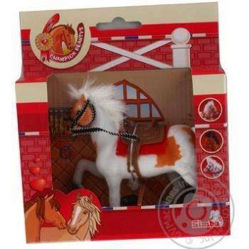 Конячка Simba 6 видів 3+ - купить, цены на Novus - фото 4