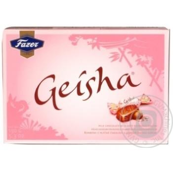 Конфеты Фазер с молочным шоколадом 150г