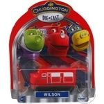 Toy Chuggington Wilson from 3 months China