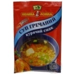 Суп гречневый Эко Большая Ложка куриный 30г