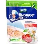Oat milk porridge Nestle Bystrov with cherry 45g Poland
