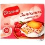 Запеканка Дольче с вишней 4.5% 350г Украина