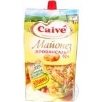 Mayonnaise Calve Provansal 67% 400g doypack Russia