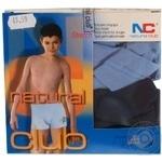 Шорти для хлопчиків стрейч Natural Club S 2шт