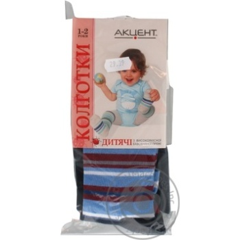 Tights Accent cotton 86sm - buy, prices for Furshet - image 1