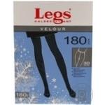 Колготки женские Legs Velour 180 nero p1/2 611 шт