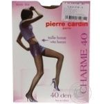 Tights Pierre cardin vizone polyamide for women 40den 3size