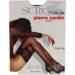 Stockings Pierre cardin nero for women 20den 2size Switzerland