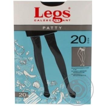 Колготи Legs Patty 20 Den жіночі р.4 Nero