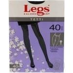 Legs Tetti Nero Women's Tights 40den 1/2s