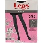 Колготки женские Legs Miss 20 nero р.1/2 110 шт