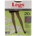 Legs Relax Sabbia Women's Tights 20den 4s