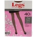 Колготки женские Legs Happy 40 amber р.3 102 шт